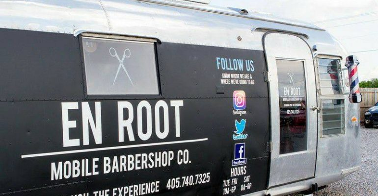 En Root mobile barbershop