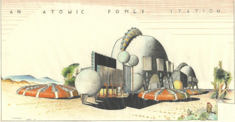 Atomic Power Station