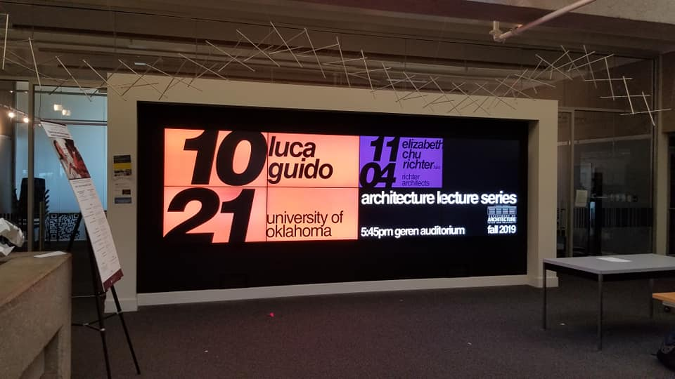 Luca Guido Lecture Banner