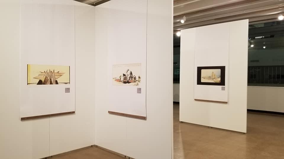 Renegades exhibition at Texas A&M