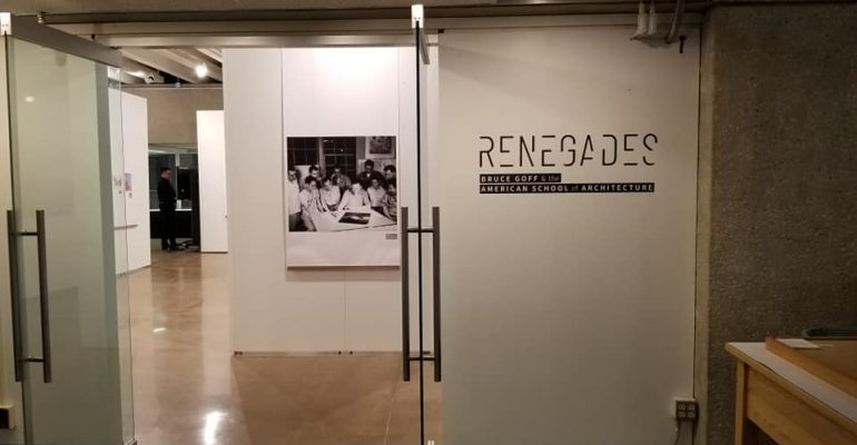 Renegades exhibition at Texas A&M